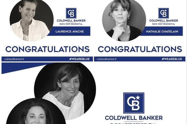 Remise des Awards Coldwell Banker France & Monaco